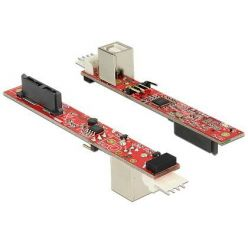 Delock konvertor Slim SATA 13 pin > USB 2.0 typ B samice