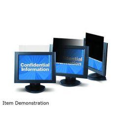 "3M černý privátní filtr na 19"" LCD monitor"
