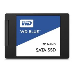"""WD Blue 500GB SSD 2.5"""", 3D NAND, SATA III, 560R/530W"""