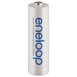 Panasonic eneloop, AA, Ni-Mh, 1ks, 1900mAh, 2100 cyklů, bulk