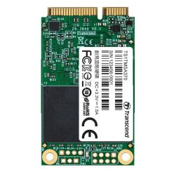 Transcend MSA370 - 1TB, mSATA SSD, MLC