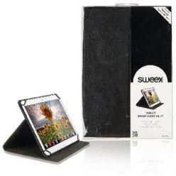 """Sweex univerzální stojánkové pouzdro na 10.1"""" tablet PC, černé"""
