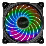 AKASA Vegas X7, ventilátor 120x25mm, RGB (Asus Aura Sync, MSI mystic Light Sync certified)