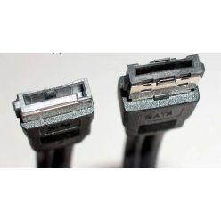 PremiumCord 0,5m kabel eSATA-SATA150/300 F/F