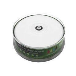 MediaRange DVD-R disk, 4.7GB, 16x, wide printable, 25ks, spindl