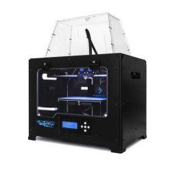 GEMBIRD 3D tiskárna CREATOR PRO FDM ABS/PLA/PVA filament dvojitá tryska