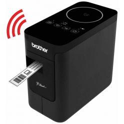 Brother PT-P750W tiskárna samolepících štítků s WiFi