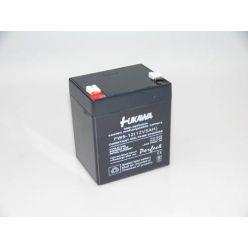 Baterie - FUKAWA FT 5-6 (6V/5 Ah - Faston 187) SLA