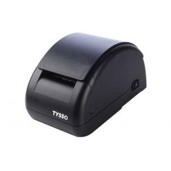 OKPRINT tiskárna pokladních účtenek 058 / USB / RS-232 / černá