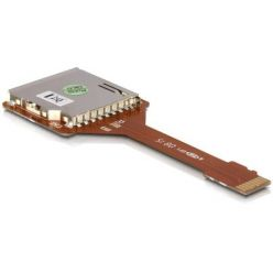 DeLock adaptér Micro SD/TransFlash na SD Card