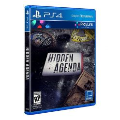 PS4 hra Hidden Agenda