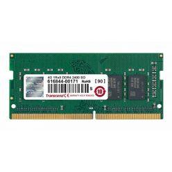 Transcend 4GB DDR4 2400MHz CL17, SO-DIMM
