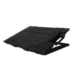 """Zalman ZM-NS2000, polohovatelný chladič notebooků do 17"""", černý"""