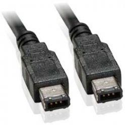 PremiumCord Firewire 1394 kabel 6pin-6pin 2m