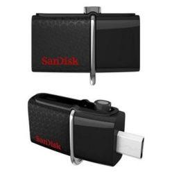 SanDisk Ultra Android 128GB, OTG flash disk, USB 3.0 + micro USB 2.0