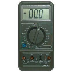 Digitální Multimetr M92A