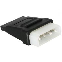 Power Adapter Molex 4-pin samec na 1x SATA 15-pin přímý
