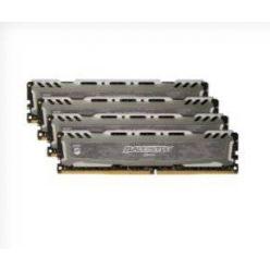 Crucial Ballistix Sport LT Grey 4x8GB DDR4 2666MHz CL16 DR DIMM