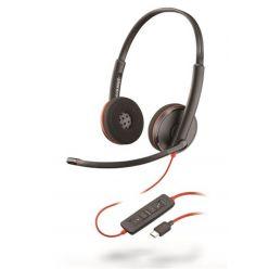 Plantronics Blackwire C3220, Duo, USB-C