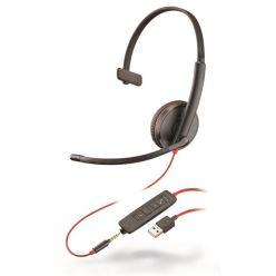 Plantronics Blackwire C3215, Mono, USB/Jack
