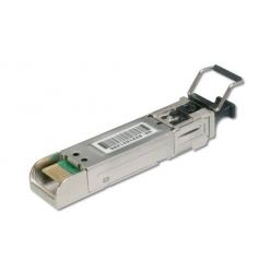 DIGITUS 1.25 Gbps SFP Module, Up to 20km, Singlemode, LC Duplex Connector 1000Base-LX, 1310nm