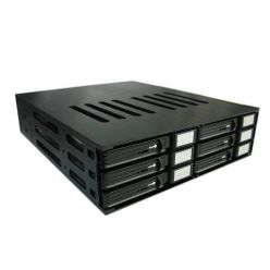 "Jou Jye Backplane SATA 6x 2,5""HDD do 5,25"" pozice RoHS"