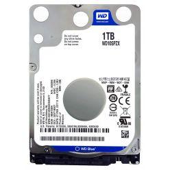 """WD Blue 1TB, 2.5"""" HDD, 5400rpm, 128MB, SATA III"""