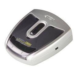 ATEN US-221A, manuální USB 2.0 přepínač 2:1