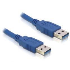 Delock USB 3.0 kabel A samec/ A samec délka 1,5 m