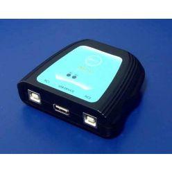 USB 2.0 přepínač 2:1, manuální