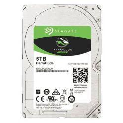 "Seagate BarraCuda 5TB, 2.5"" HDD, 5400rpm, 128MB, SATA III"