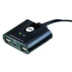 ATEN US-224, USB 2.0 Přepínač periferií 2:4