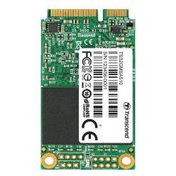 Transcend MSA510 32GB SSD disk mSATA, SATA III (SuperMLC)