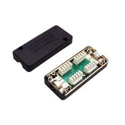 Nařezávací spojka pro kabely kat. 6+ (600MHz), STP