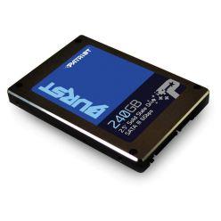 """Patriot Burst 240GB, 2.5"""" SSD, SATA III, 555R/500W"""