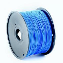 GEMBIRD 3D PLA plastové vlákno pro tiskárny, průměr 1,75 mm, modré