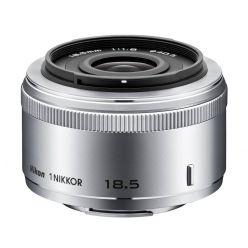 NIKKOR 1 18.5mm F1.8 - Silver