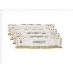 Crucial Ballistix Sport LT White 4x8GB DDR4 2666MHz CL16 SR DIMM