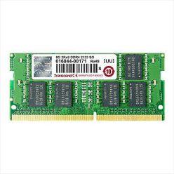 Transcend 8GB DDR4 2133MHz CL15, SO-DIMM