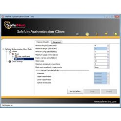 SafeNet SAC (SafeNet Authentication Client) - User 1License +3Y-Care