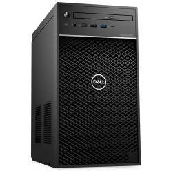 DELL Precision T3630/ Xeon E-2124G/ 16GB/ 256GB + 1TB/ Quadro P2000/ W10Pro/  3YNBD on-site