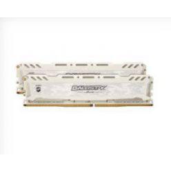 Crucial Ballistix Sport LT White 2x16GB DDR4 2666MHz CL16 DR DIMM