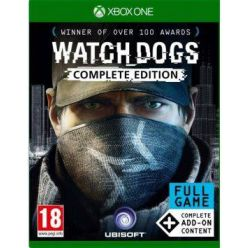XONE hra Watch_Dogs Complete Edition