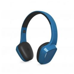 ENERGY Headphones 1 Bluetooth Blue, stylová Bluetooth 3.0 sluchátka, 93 ±3 dB