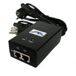 UBNT POE-24/ PoE adapter 24V/1A (24W)/ včetně napájecího kabelu