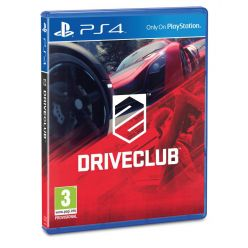 PS4 hra DRIVECLUB