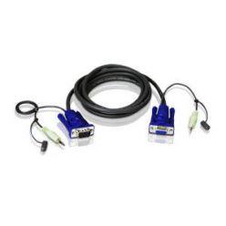 ATEN integrovaný kabel VGA / Audio