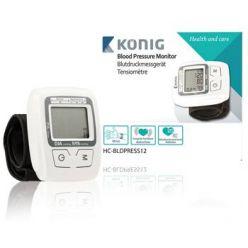 Automatický měřič krevního tlaku na zápěstí BPM12