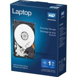"WD Laptop Everyday 1TB, 2.5"" HDD, 5400rpm, 8MB, SATA II, 9.5mm, kit"