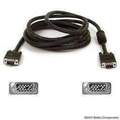 BELKIN VGA/SVGA spojovací kabel 15M/15M 2m
